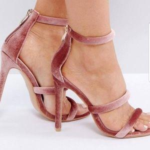 Shoes - 7M Public Desire Heels (Sandals)